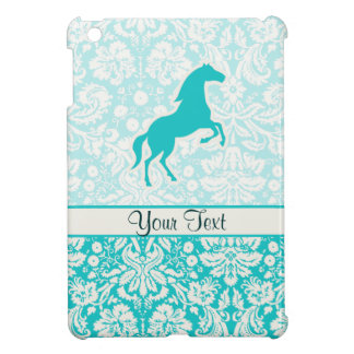 Teal Horse Case For The iPad Mini