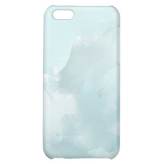 Teal hues cover for iPhone 5C