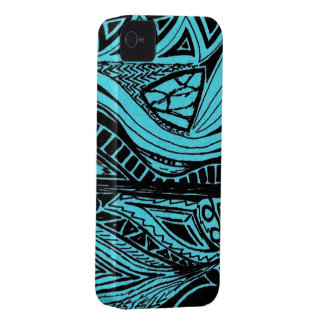 Teal iPhone 4 Case