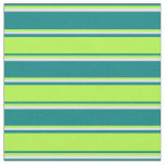 [ Thumbnail: Teal, Light Green, and Lavender Colored Pattern Fabric ]