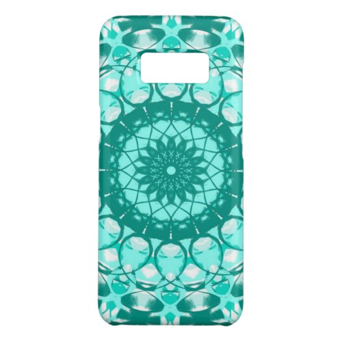 Teal Loopy Phone Case Phone Case