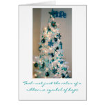 Teal-not just the color of a ribbon, ... cards