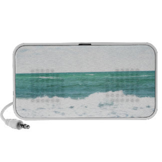 Teal Ocean, Sandy Beach PC Speakers