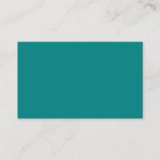 Teal Oceania Business Card