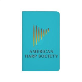 Teal Pocket AHS Notebook