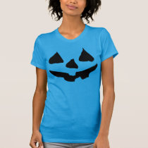 Teal Pumpkin Halloween Costume Teal T-Shirt