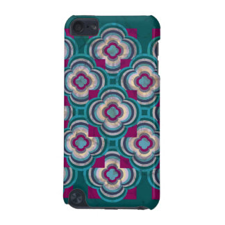 Teal Reflections iPod Touch Case