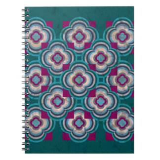 Teal Reflections Notebook