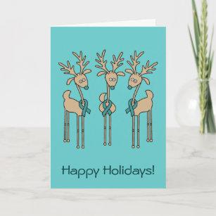 Ovarian Cancer Christmas Cards Zazzle 100 Satisfaction Guaranteed