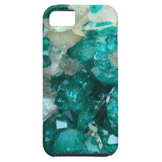 Teal Rock Candy Quartz iPhone SE/5/5s Case