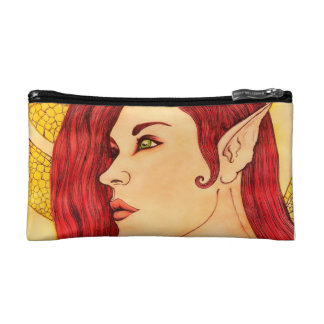 Teal Scott - Fairy Queen Pouch Cosmetic Bag