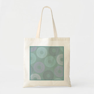 Teal Sea Foam Green Lace Doily Party Favor Gift Bags