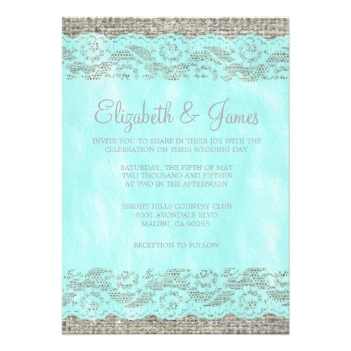 Cheap Rustic Wedding Invitation Kits as great invitations example