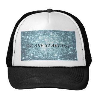 Teal Stars Trucker Hat