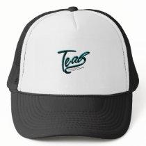Teal Support Ovarian Cancer Awareness Trucker Hat