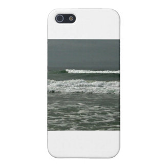 Teal Surf iPhone SE/5/5s Case