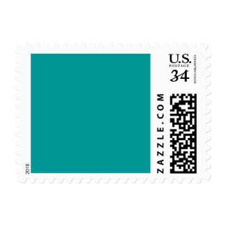 Teal Template Stamp