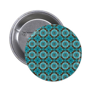 Teal Tile Buttons