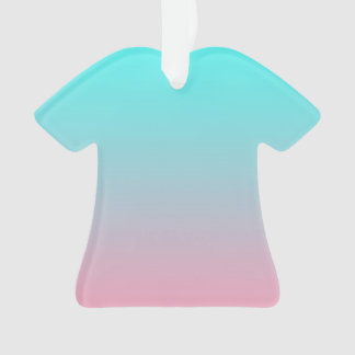 Teal to Pink Simple Gradient Blended Background