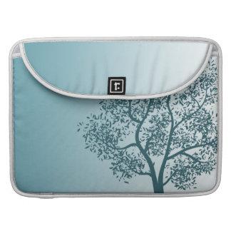 Teal Tree MacBook Pro Sleeves