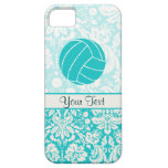 Teal Volleyball iPhone SE/5/5s Case