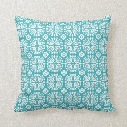 teal decorative pillows wwwimgkidcom the image kid