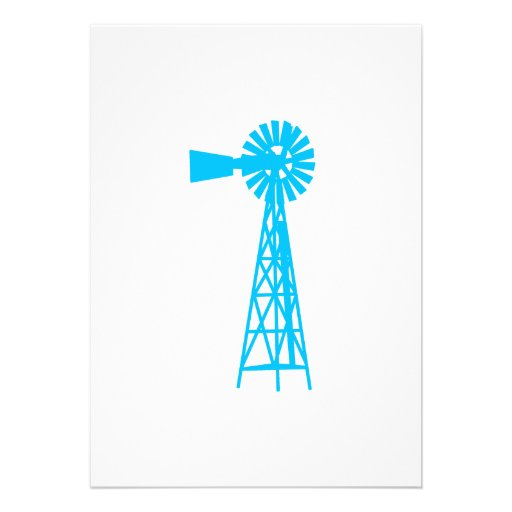 Teal Windmill.png Personalized Invite