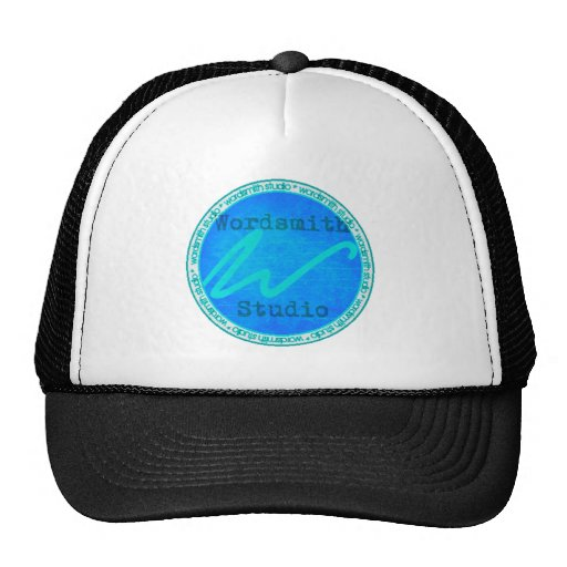 Teal WSS Logo Trucker Hat