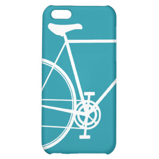 Teale and White  iPhone 5C Case