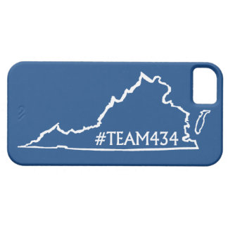 #TEAM434 - PHASE I iPhone SE/5/5s CASE
