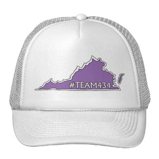 #TEAM434 - PHASE III COLOR STATE TRUCKER HAT