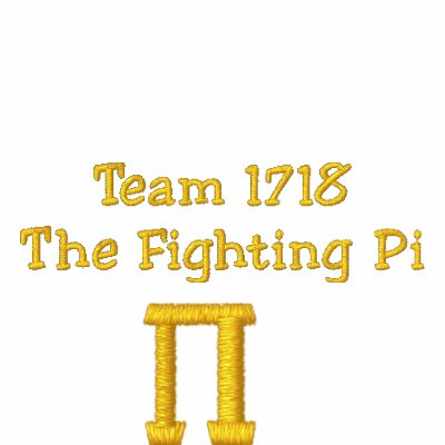 Team 1718The Fighting Pi Polo Shirt