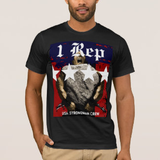 Team 1 Rep USA T-Shirt
