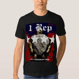 Team 1 Rep USA Tee Shirt
