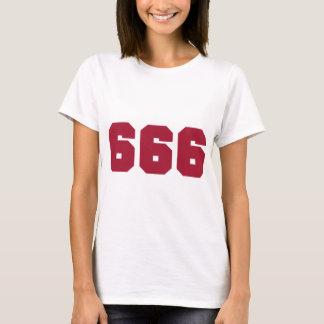 Team 666 T-Shirt