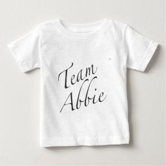 team Abbie Baby T-Shirt