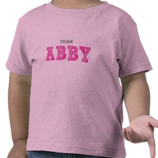 Team Abby Tshirt
