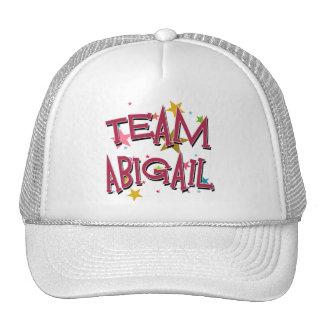 TEAM ABIGAIL TRUCKER HAT