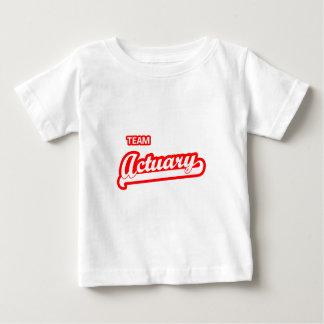Team Actuary Baby T-Shirt