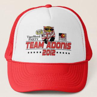 Team Adonis 2012 Trucker Hat