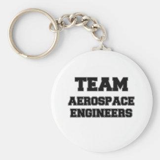 Team Aerospace Engineers Key Chains