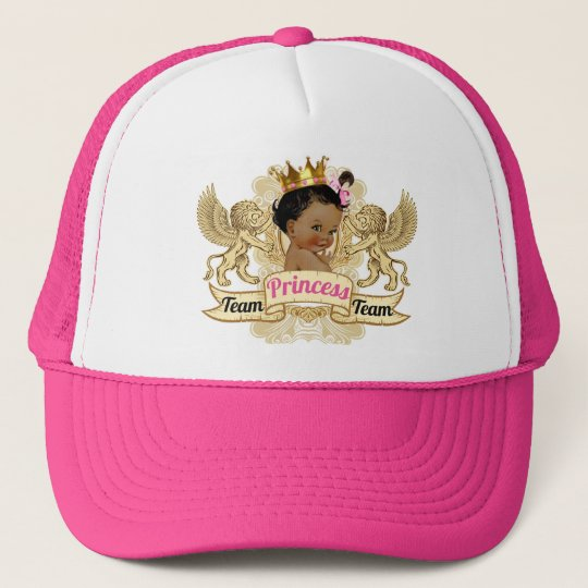 db1f54664de Team African Princess Royal Baby Shower Hat