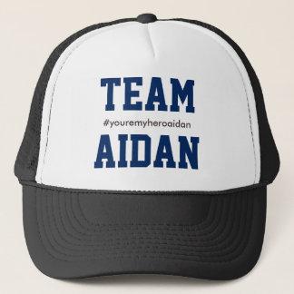 Team Aidan Autism Awareness Trucker Hat