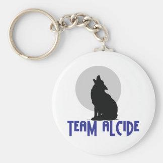 Team Alcide Keychain