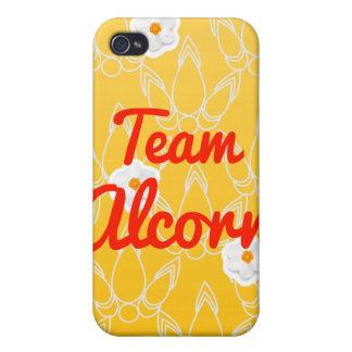 Team Alcorn iPhone 4 Cases