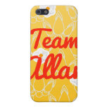 Team Allan Cover For iPhone 5