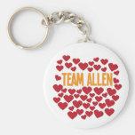 Team Allen Key Chains