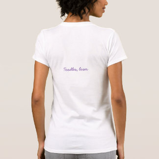 Team Alli, For The Win! Tees