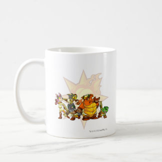 Team Altador Group Coffee Mug