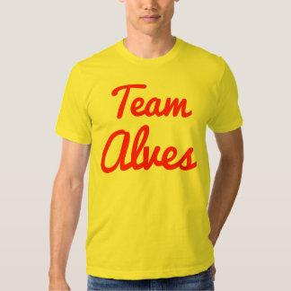 Team Alves T-shirts